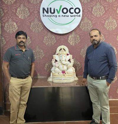 Nuvoco - Maxin India