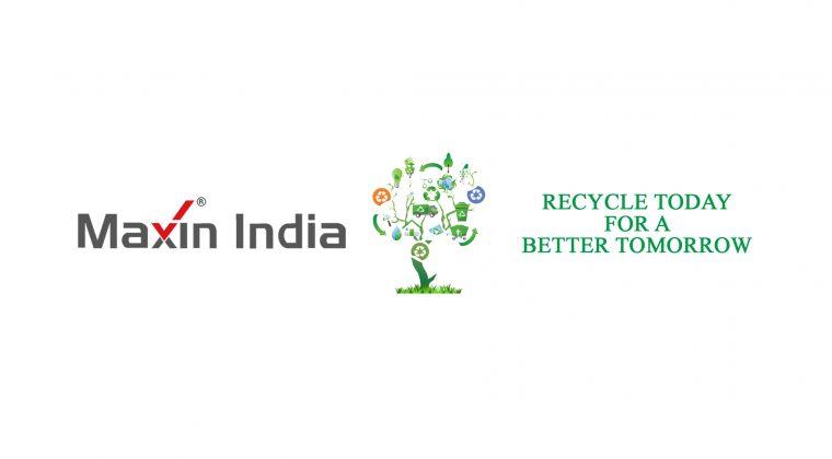 Maxin India Banner